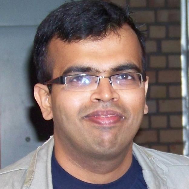 Vinay P Namboodiri
